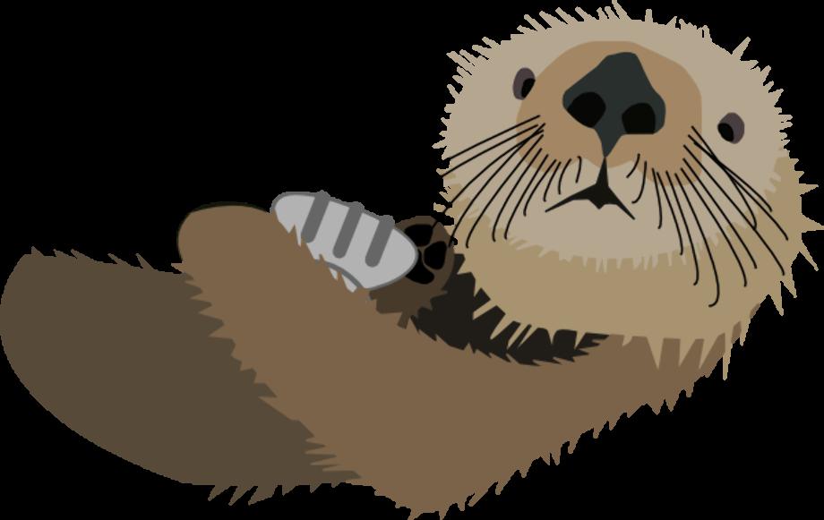 Otter svg