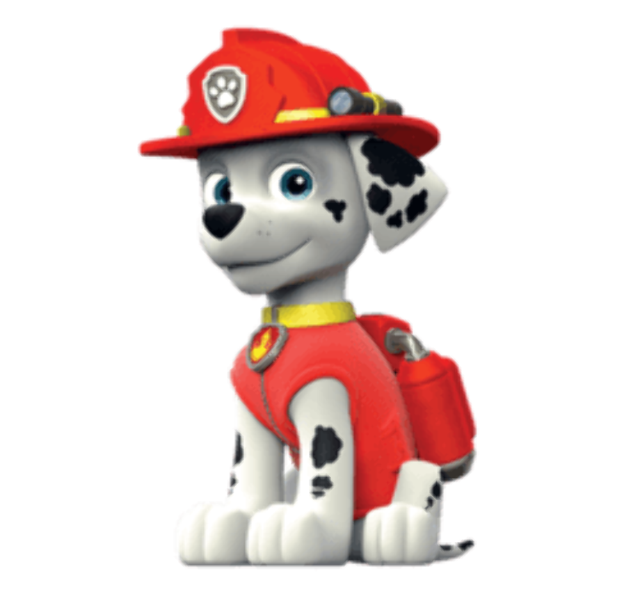 download high quality paw patrol clipart marshall