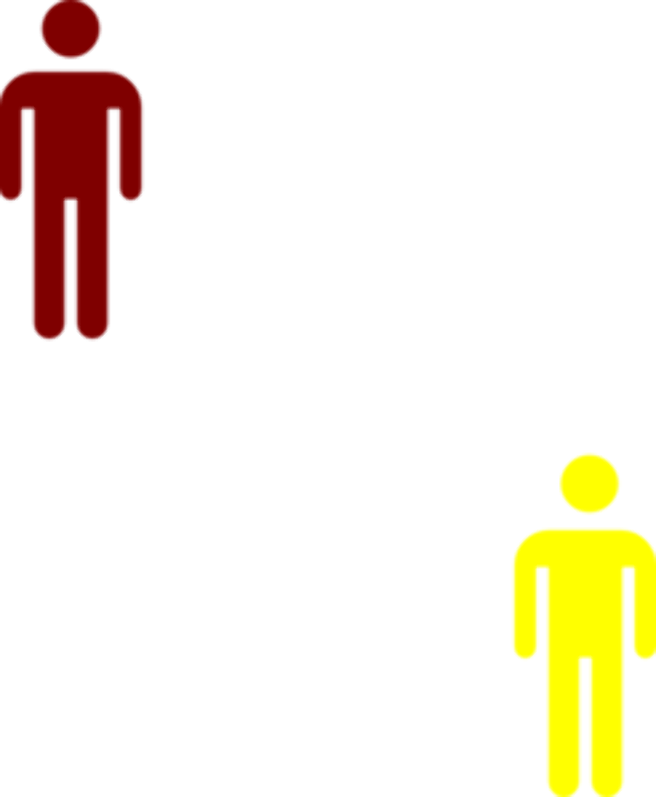 People clipart colorful