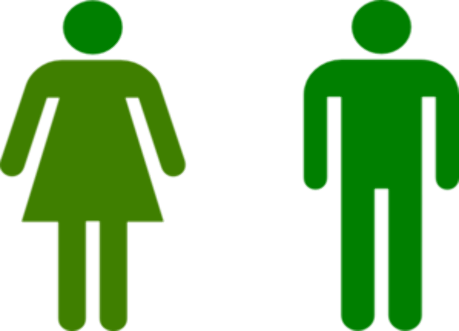People clipart green