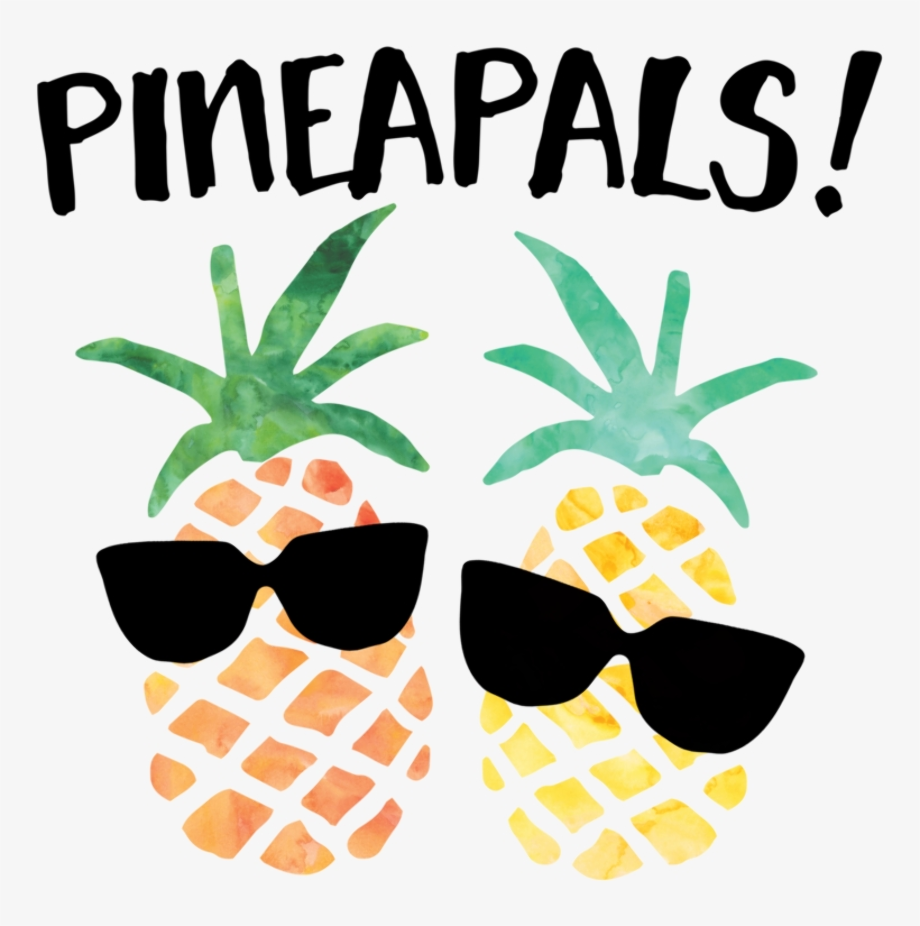 Download High Quality pineapple clipart sunglasses ...