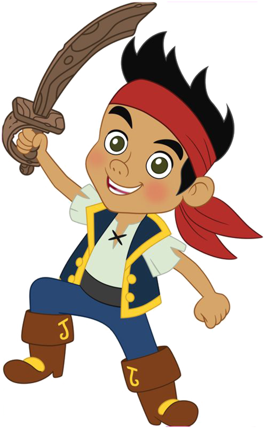 Pirate clipart transparent