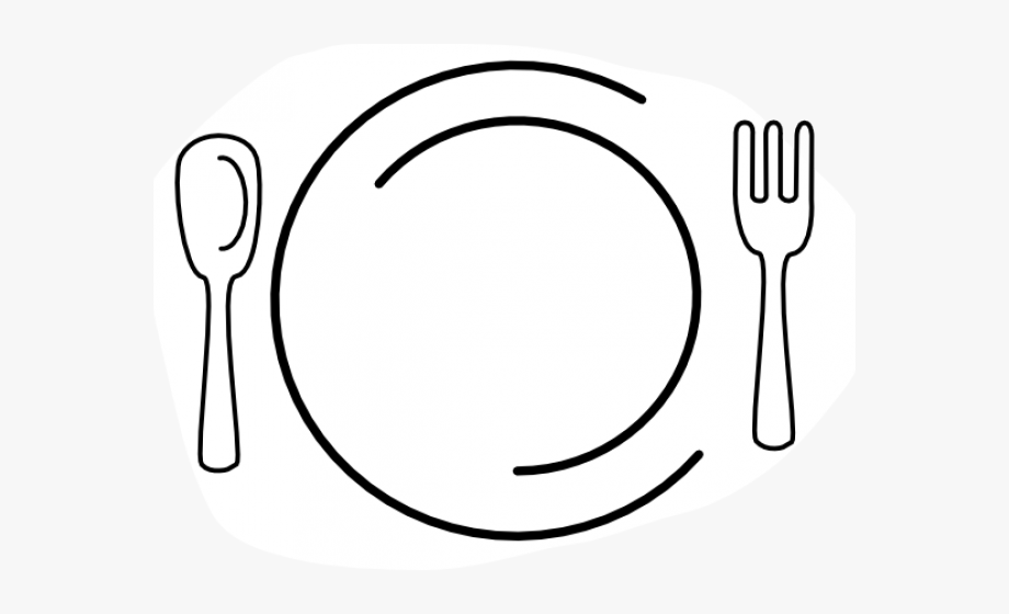 Plate cartoon