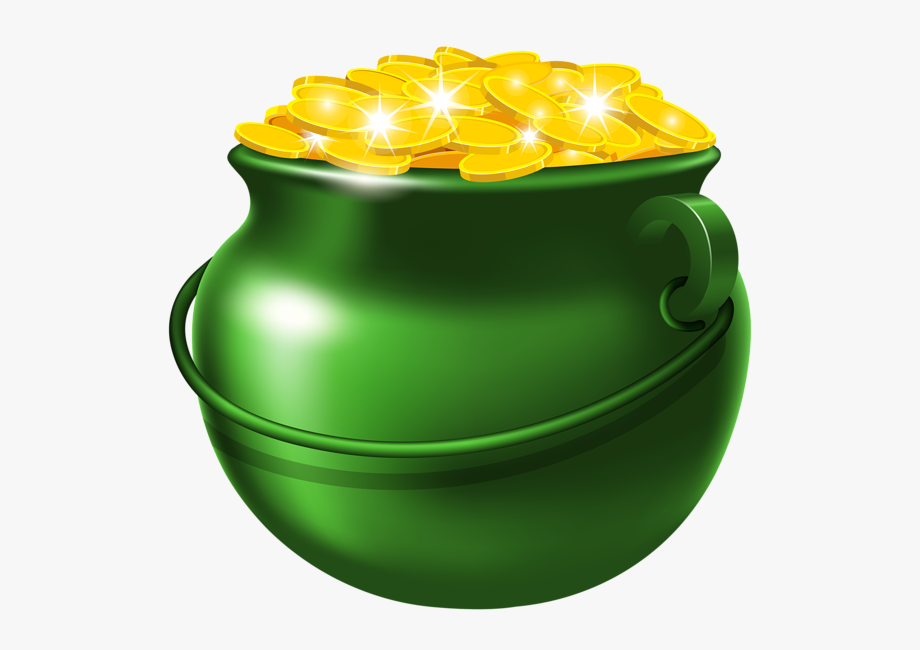 Pot of gold animated