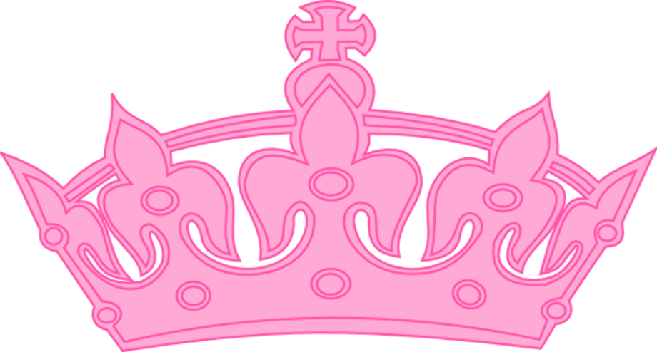 Download High Quality princess crown clipart pink ...