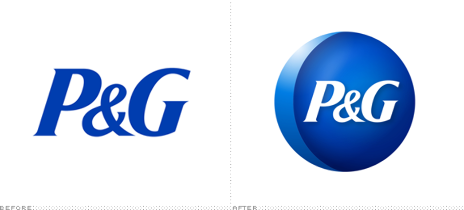 Procter and gamble logo new