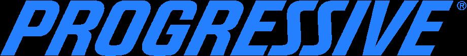 progressive logo font