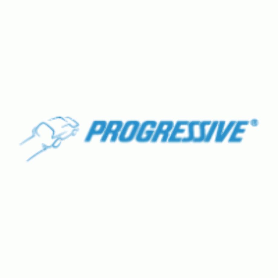 progressive logo vector