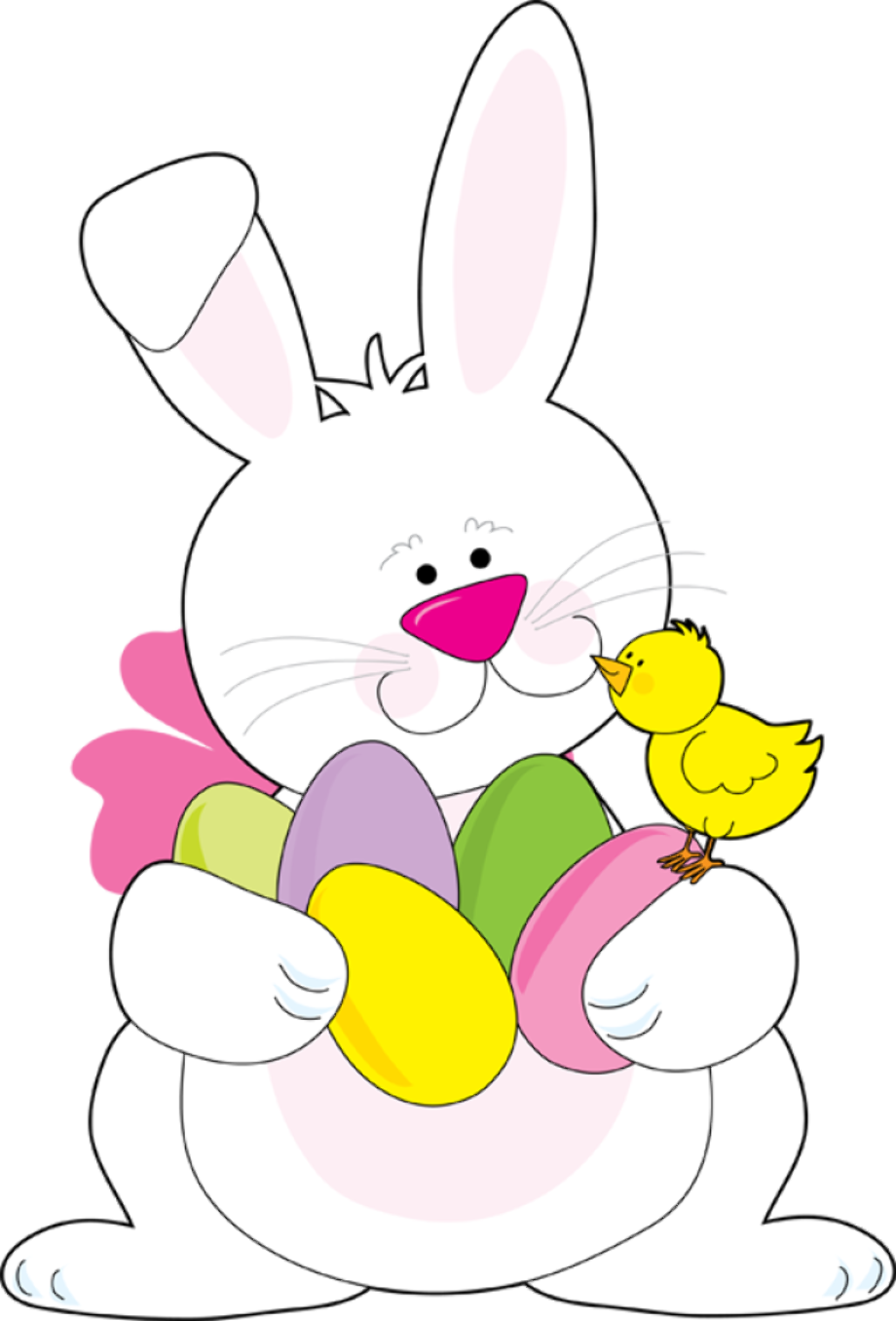Download High Quality rabbit clipart easter bunny ...