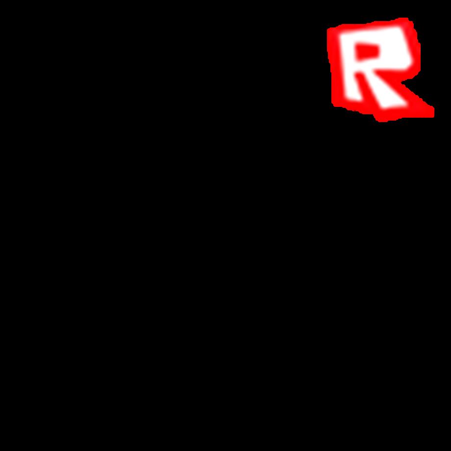 Roblox logo transparent t shirt