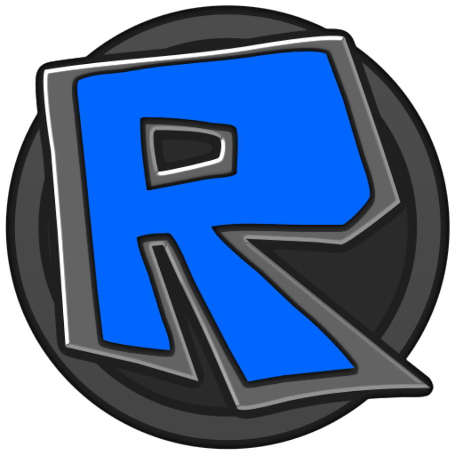 Download High Quality roblox logo transparent blue ...