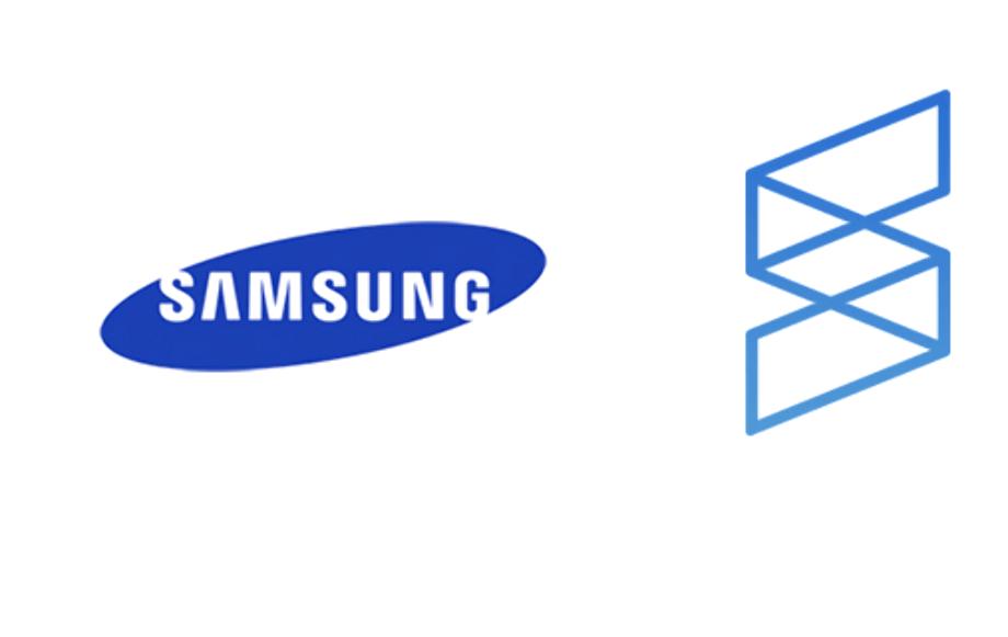Samsung logo icon