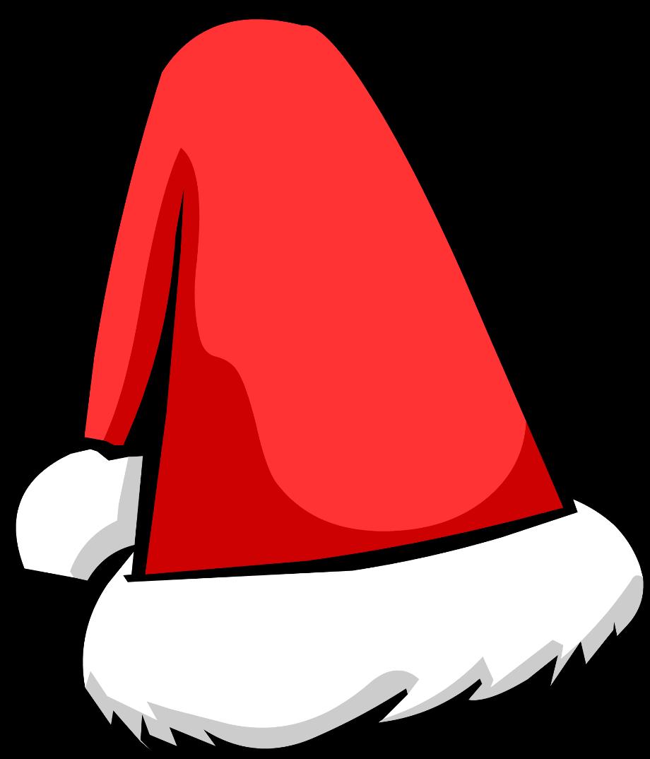 Download High Quality santa hat transparent club penguin ...