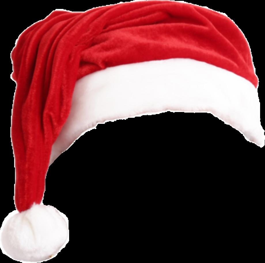 Download High Quality santa hat transparent long ...