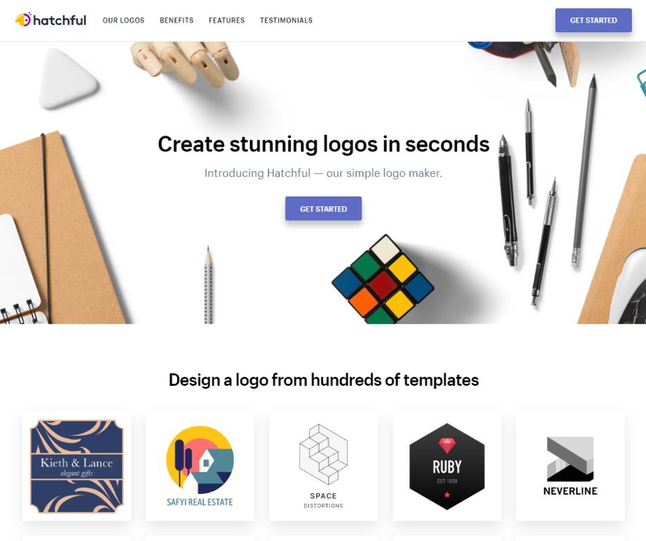 Shopify logo maker emblem how