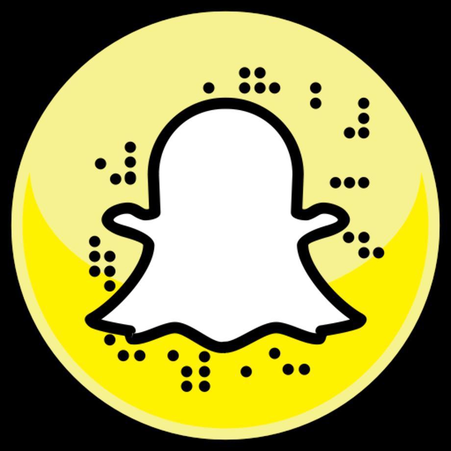 Download High Quality snapchat logo transparent circular ...