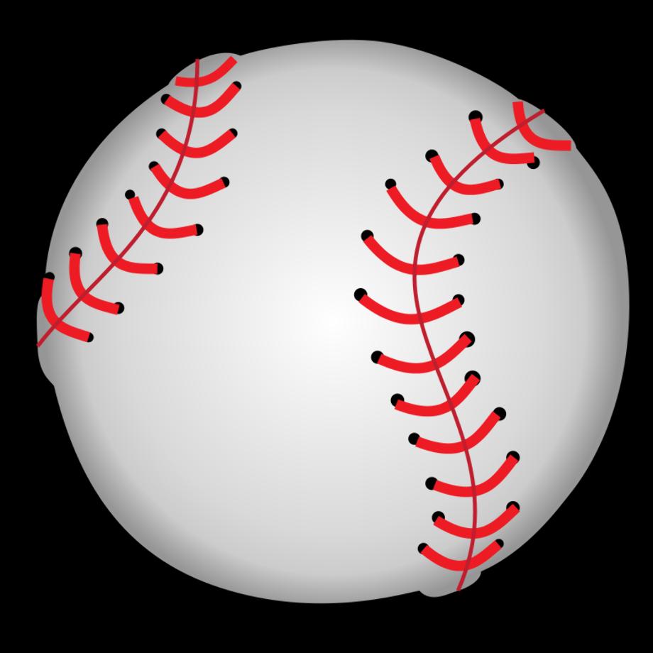 baseball clip art clear background
