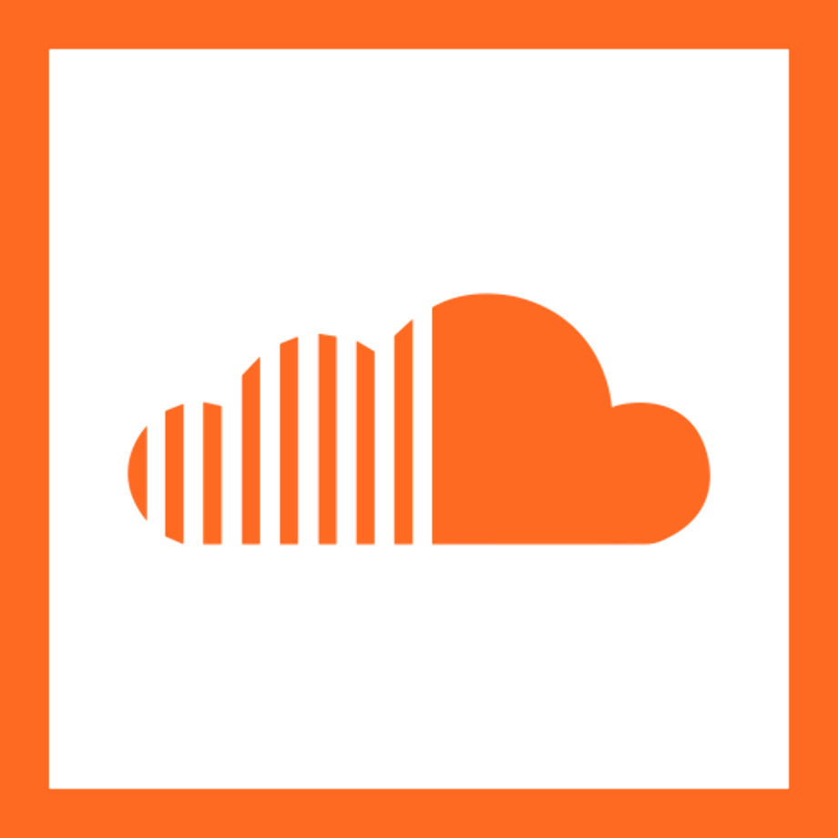 Download High Quality soundcloud clipart square ...