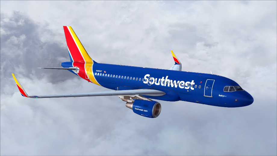 Southwest airlines logo high resolution wallpapers