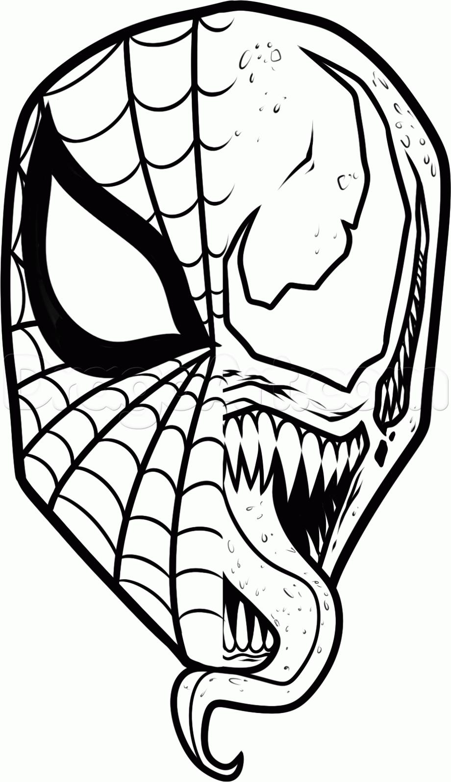 Download High Quality spiderman clipart venom Transparent ...