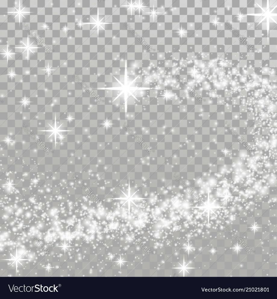 Star transparent bright