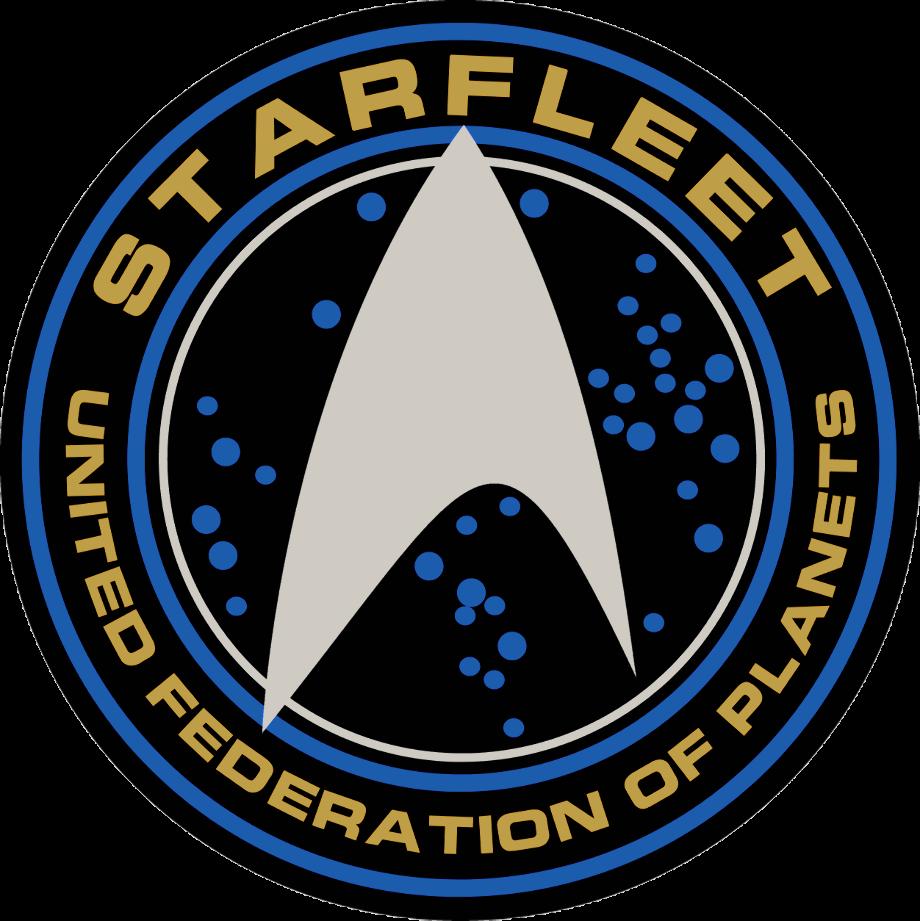 Starfleet logo symbol insignia