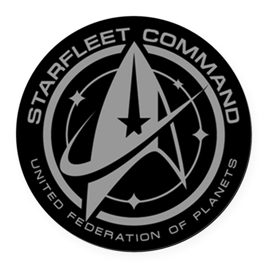 Starfleet logo command