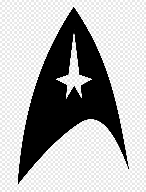 Starfleet logo symbol star