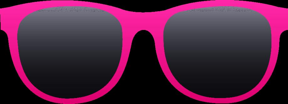 Glasses clipart summer sun