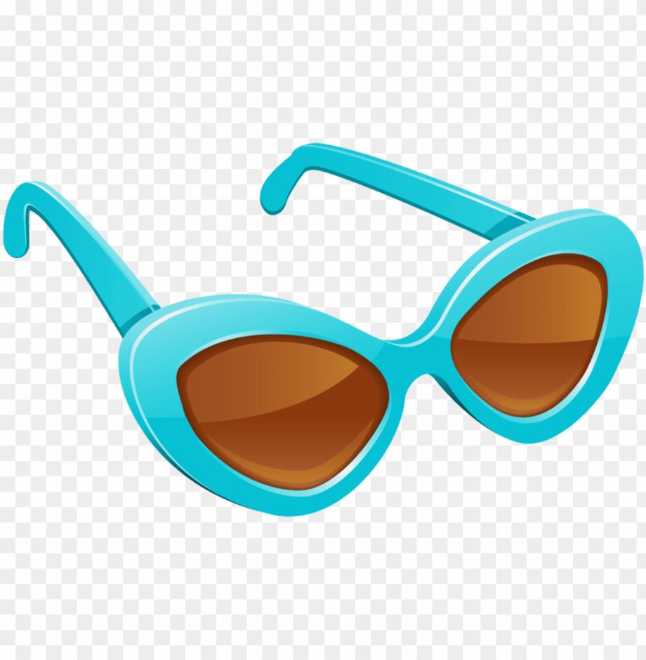 Glasses clipart summer clip