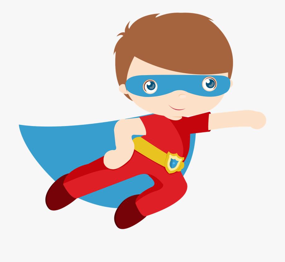 superhero clipart transparent