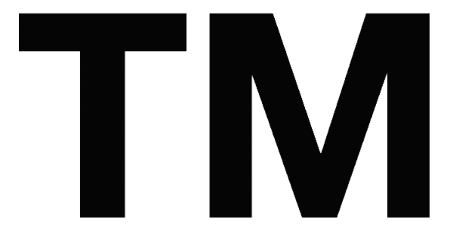 Tm logo symbol trademark