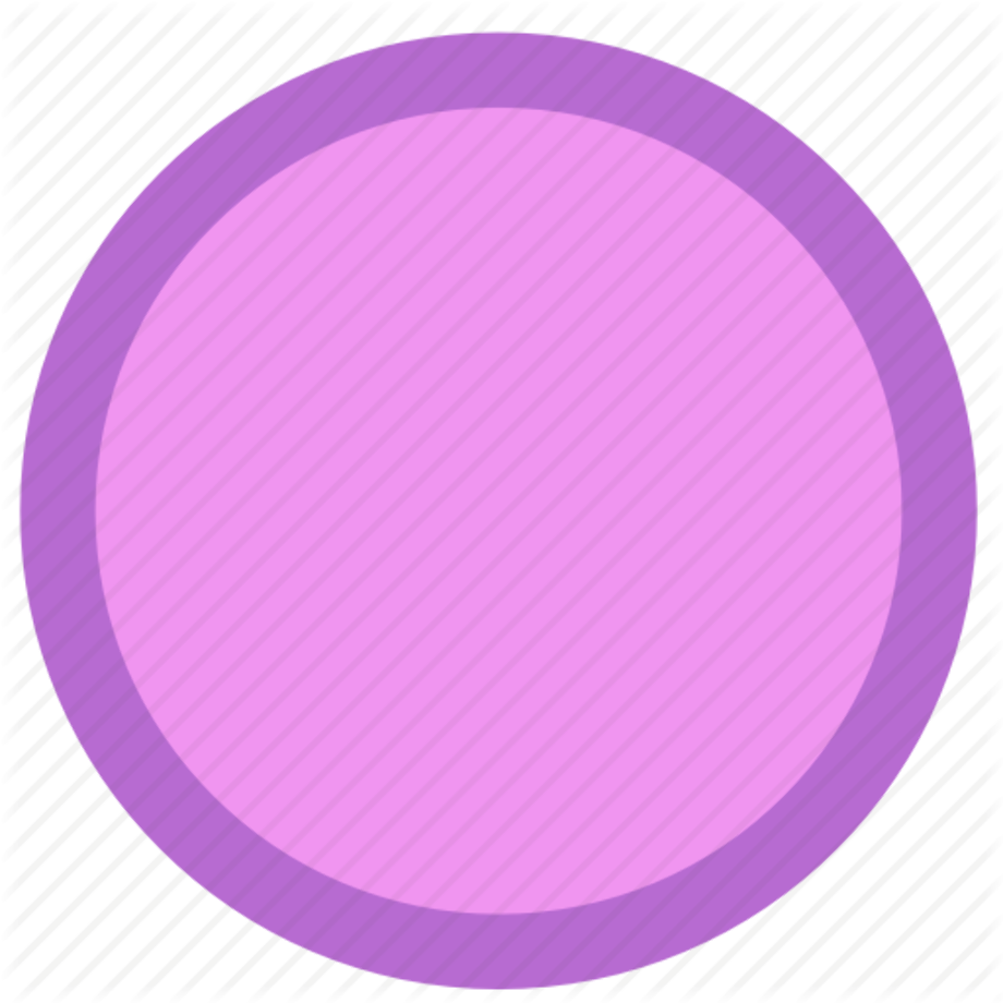 Download High Quality circle transparent purple ...