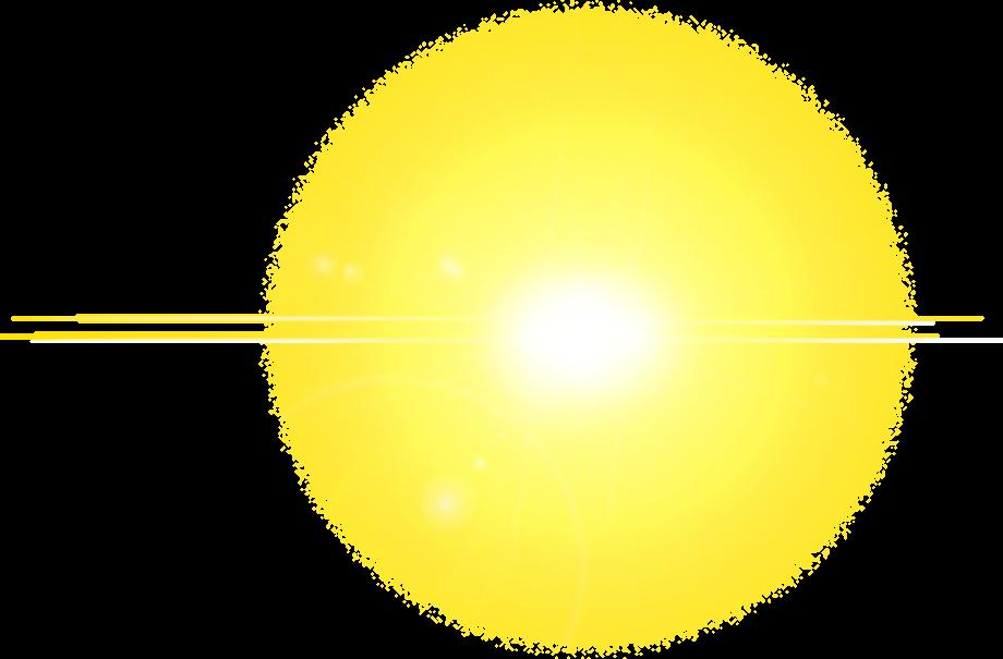 Download High Quality transparent lens flare golden ...