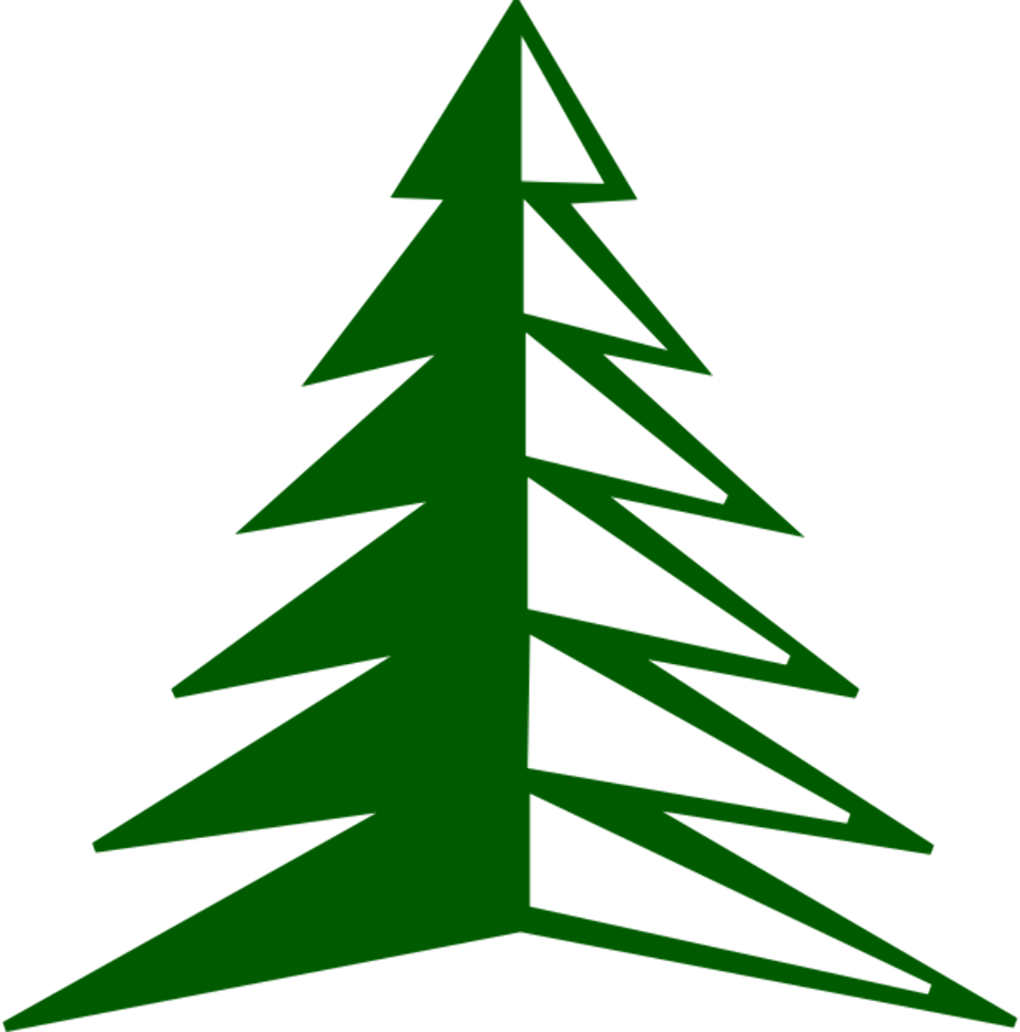 Tree clipart forest clip