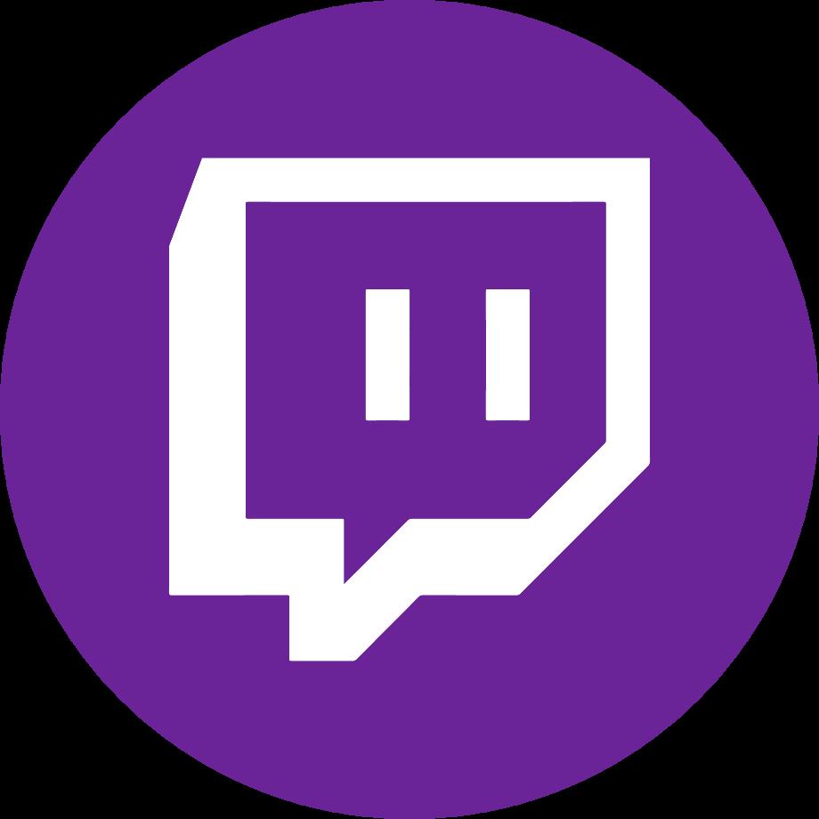 Twitch logo transparent png