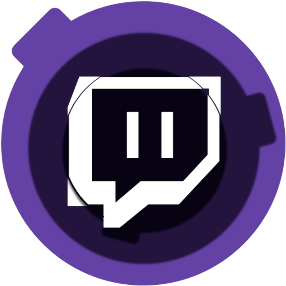 Download High Quality twitch logo png circle Transparent ...