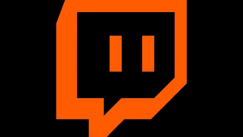 Download High Quality twitch logo png orange Transparent ...