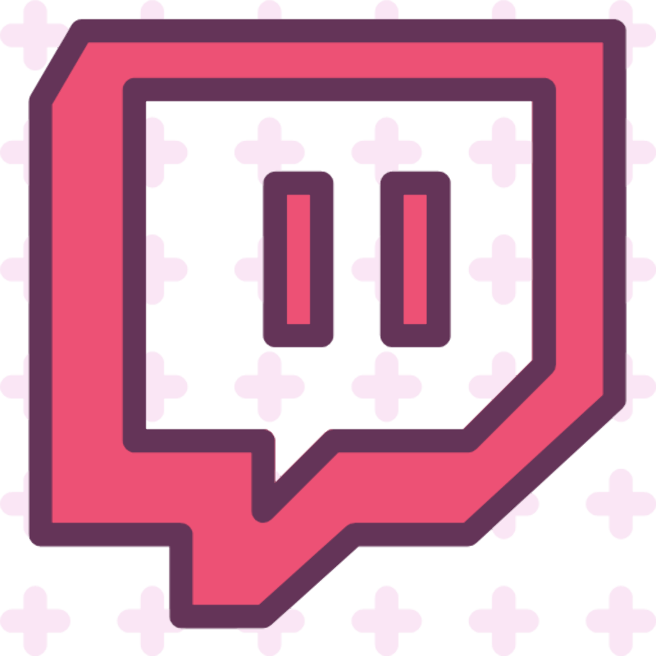 Download High Quality twitch logo png pink Transparent PNG ...