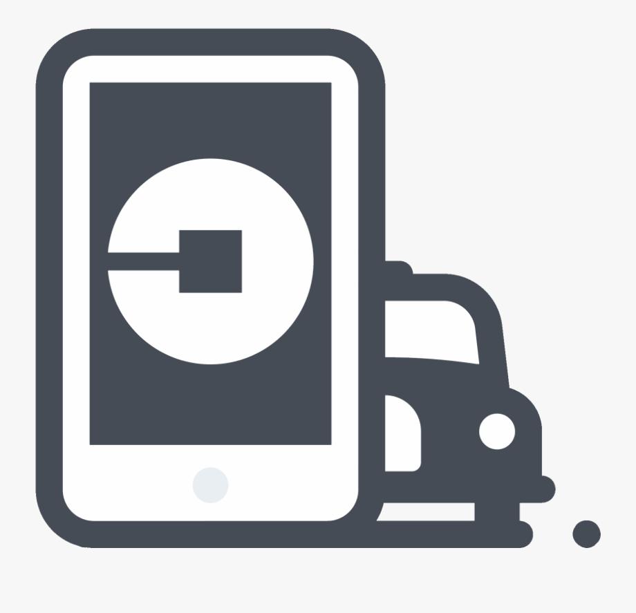 Uber logo png symbol transparent