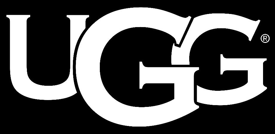 Ugg logo black