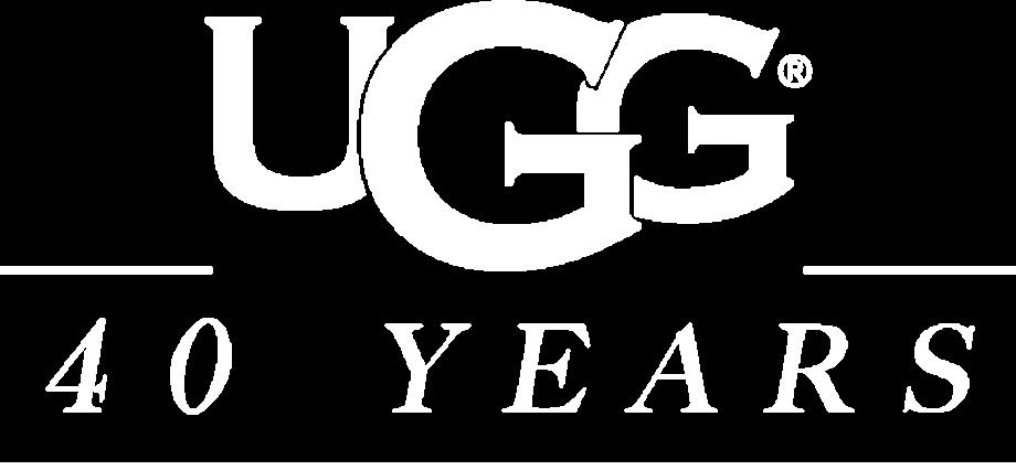 Ugg logo symbol 40th