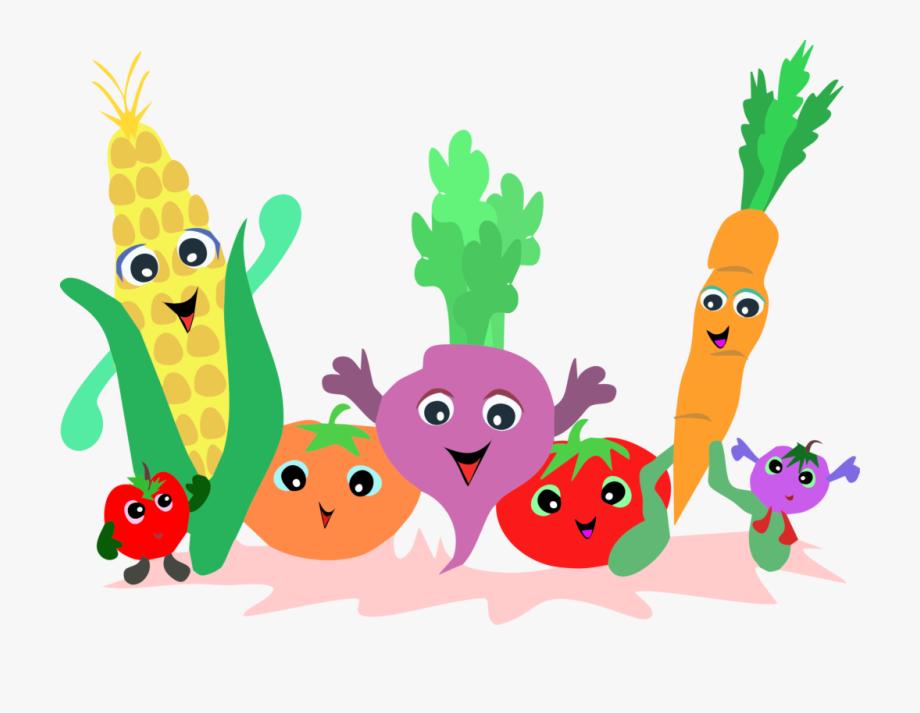 Vegetables clipart fruit