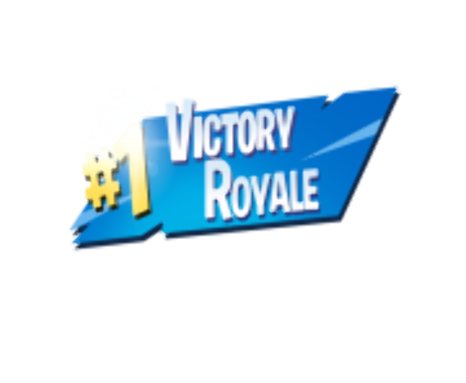 Download High Quality victory royale clipart white ...
