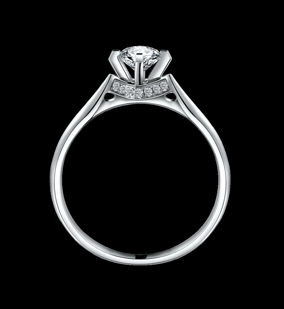 Wedding rings clipart diamond ring