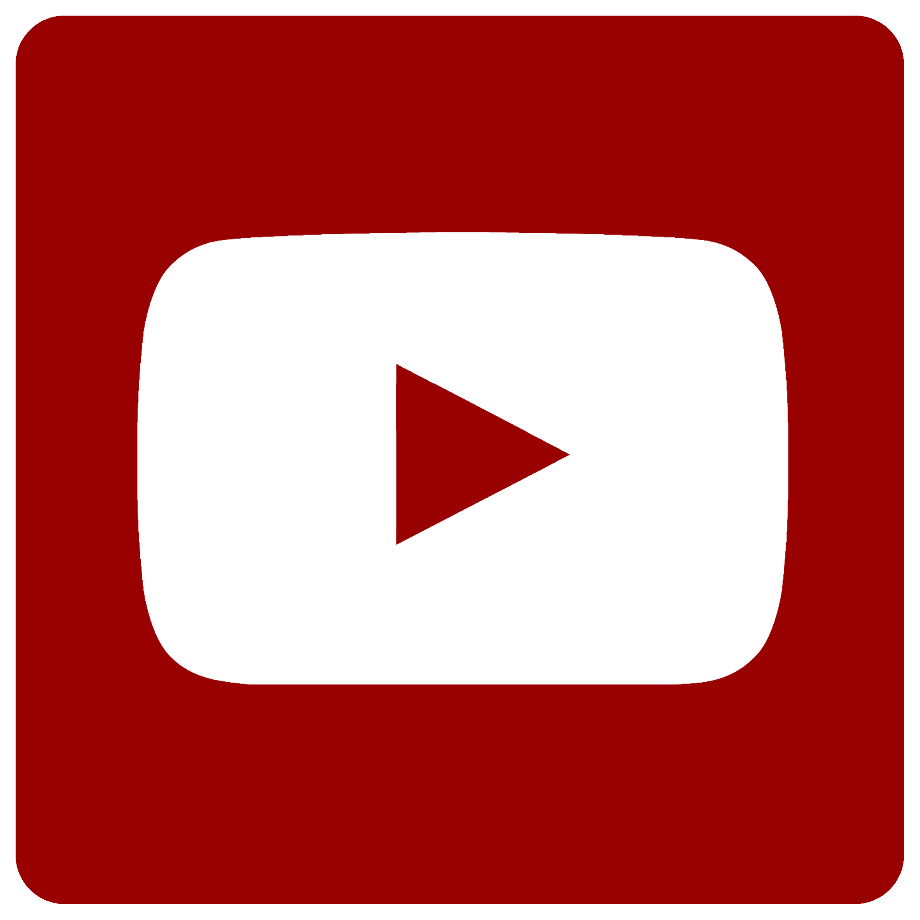 Youtube icon clipart original png