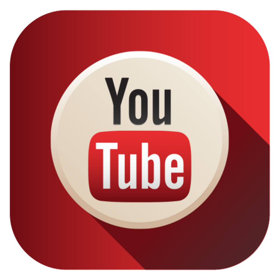 youtube logo transparent official