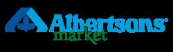 albertsons logo dark