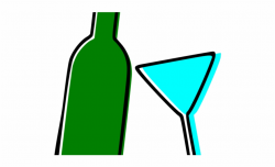alcohol clipart green cross