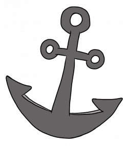pirate clip art anchor